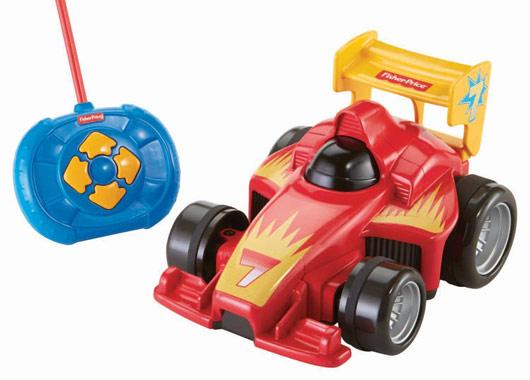 Ferngesteuertes Auto für Kleinkinder